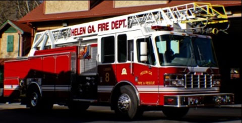 Helen Fire department