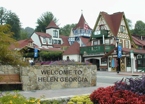 Welcome to Helen